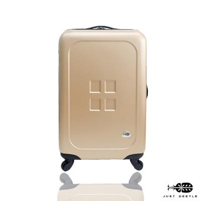 Just Beetle 鈕扣系列28吋 行李箱 旅行箱 (5折)