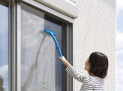 日本 NIPPON SEAL 2WAY 紗窗專用清潔刷 (6折)