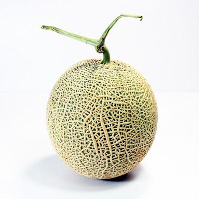 【一等鮮】網紋哈密瓜〈900公克/顆〉 (6.6折)