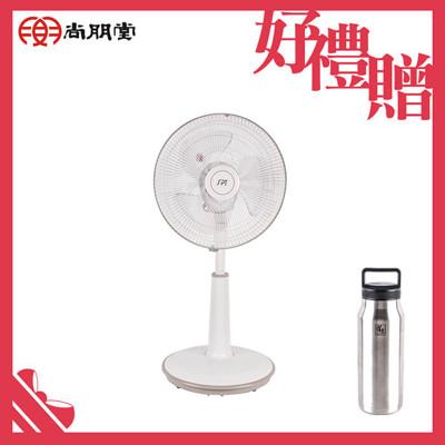 《加贈鍋寶雙霸壺》尚朋堂3D擺頭35CM立地電扇SF-1403D (6.4折)