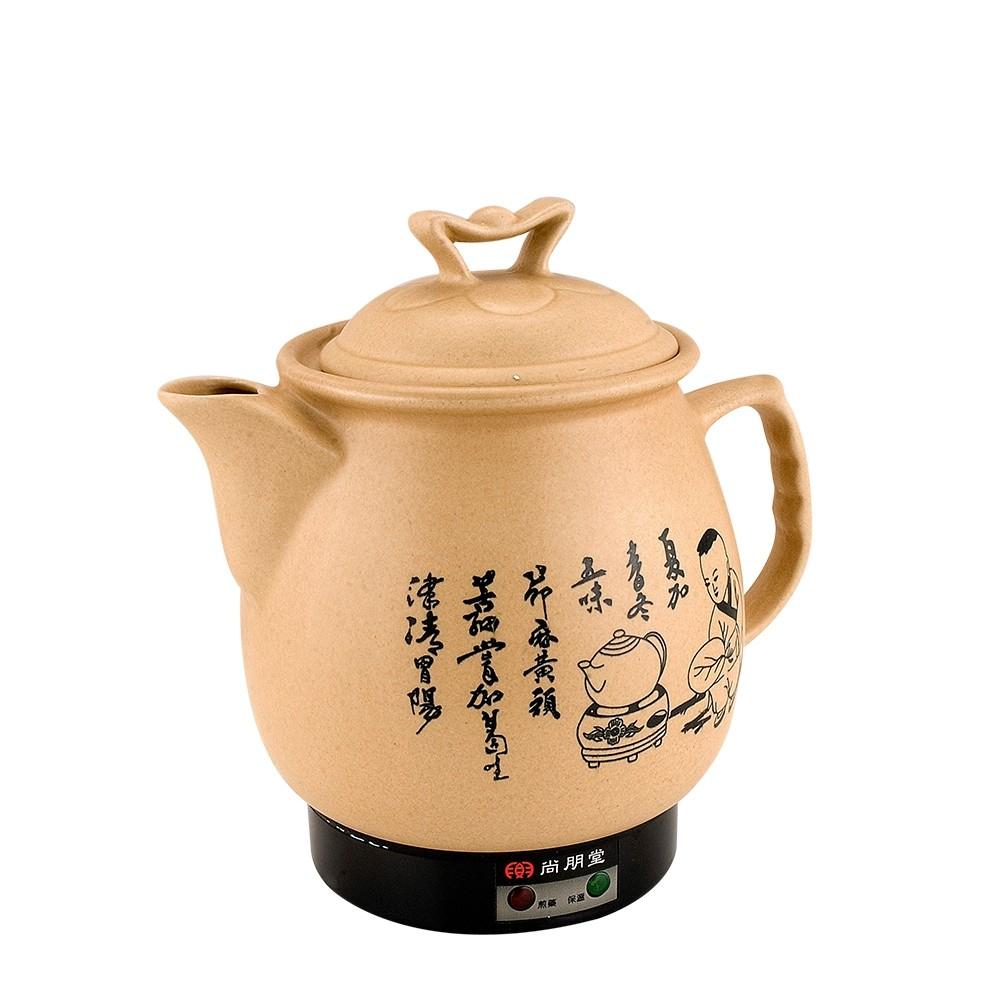 尚朋堂 3.8l陶瓷藥膳壺 ss-3800