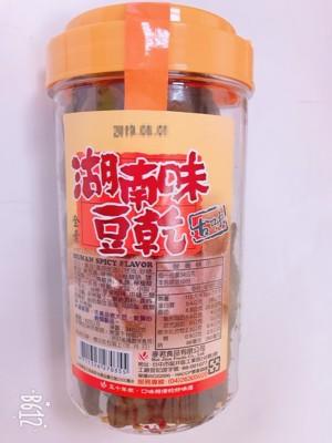 麥君-湖南味豆乾(全素) (8.2折)