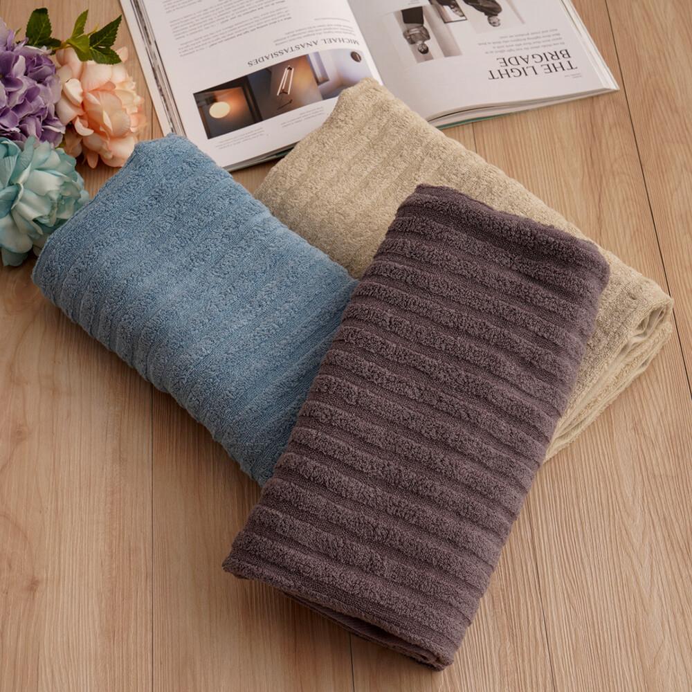 星紅毛巾蓬鬆系列 - 莫蘭迪浴巾