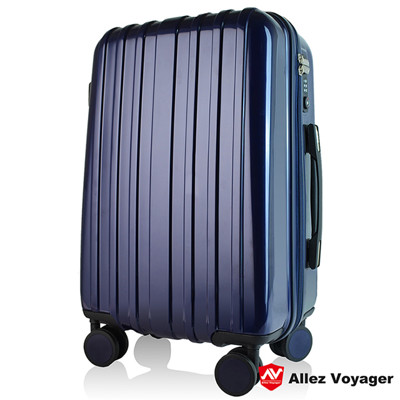 【法國 奧莉薇閣】移動城堡24吋PC輕量鏡面海關鎖飛機輪行李箱旅行箱 (3.9折)