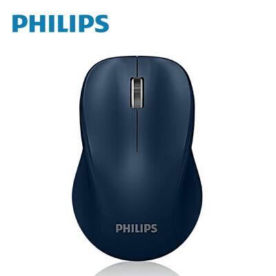 PHILIPS 飛利浦 SPK7384 無線滑鼠 滑鼠 羅技滑鼠 辦公室滑鼠 人體工學 (7.4折)