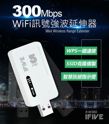 WiFi無線訊號強波器/延伸器 (2.5折)