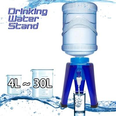 【金德恩】2016全功能專利製造 桶裝水飲水架 家庭號礦泉水 新式飲水架 輕便水架 (7折)