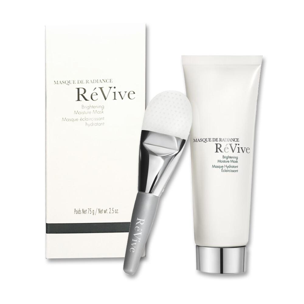 revive 麗膚再生 金緻導入嫩白面膜 75gur8d