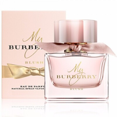 BURBERRY My Burberry BLUSH女性淡香精 90ml【UR8D】 (10折)