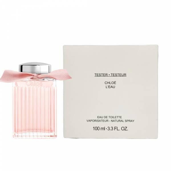 chloe 粉漾玫瑰女性淡香水100ml tester (環保盒有蓋版)ur8d