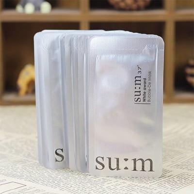 LG SU:M37°呼吸氧氣泡泡面膜 (3.3折)