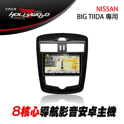 Hollywood-NISSAN BIG TIIDA 恆溫11-18專用主機[免費府裝]贈電子後視鏡 (6.8折)