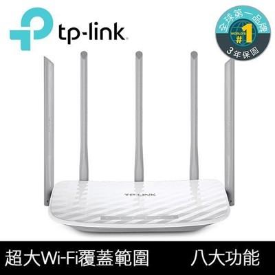 【南紡購物中心】TP-Link Archer C60 AC1350無線網絡wifi雙頻路由器 (5.7折)