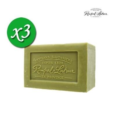 【南紡購物中心】【南法香頌】歐巴拉朵 馬賽皂x3塊(300g/塊) (9.3折)