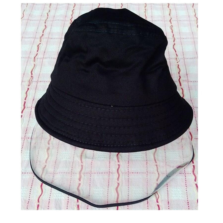 省您錢購物網全新~兒童款~可拆卸面罩/兩用防護帽~防油濺/ 防口沫防護帽