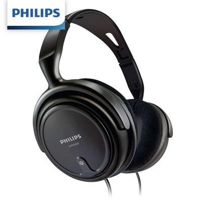 《省您錢購物網》全新~飛利浦PHILIPS耳罩式耳機 (SHP2000) (6.6折)