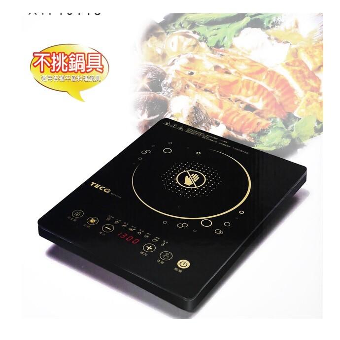 省您錢購物網福利品~東元teco 微電腦觸控電陶爐(xyfyj116)