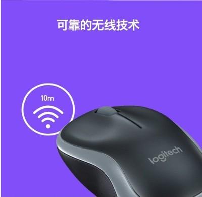 【保固一年】 羅技 M185 無線滑鼠 電腦 光電 省電 升級版EAO (5.7折)