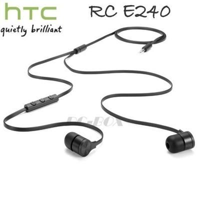 【保固一年】HTC 原廠立體聲線控耳機 RC E240 入耳式免持聽筒 (3.8折)