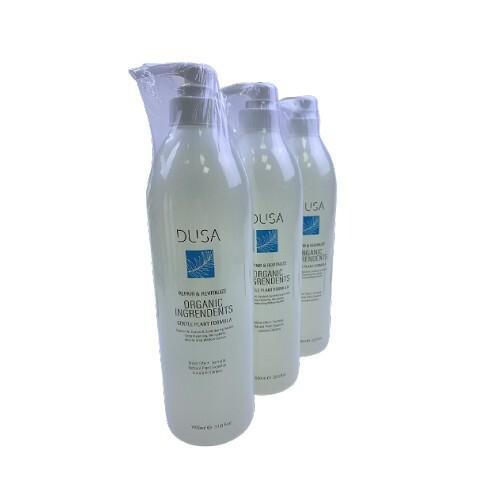 活化秀髮沙龍級dusa 度莎 活化蛋白酵素洗髮精 1000ml台灣公司貨 平衡調理ges