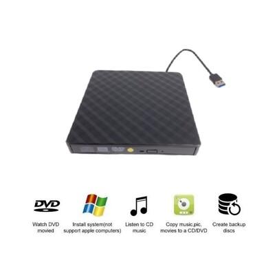【保固一年 高階燒錄】USB 3.0/USB 外接 DVD/CD 光碟機/移動式/超薄 /筆電EOI (4.7折)