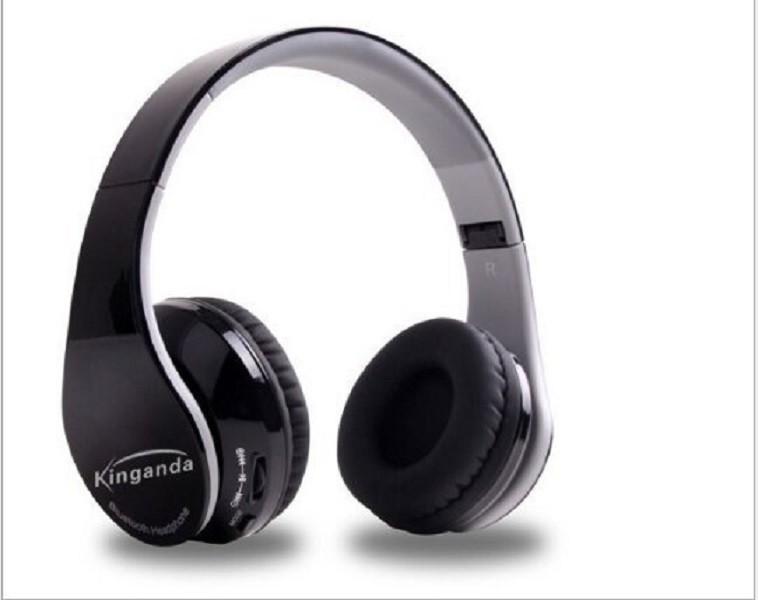 【保固一年ebay爆款】kINGANDA 頭戴式運動 CSR8635 立體聲藍牙 耳機 折疊 CMJ