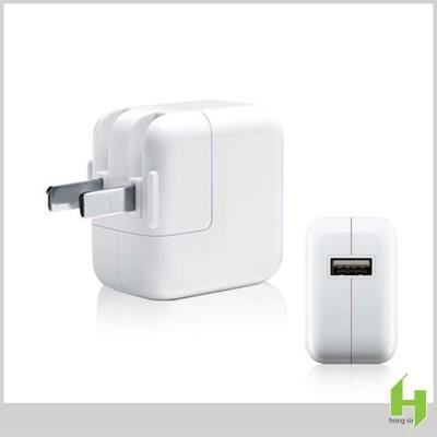 Apple iPad 平板原廠旅充頭 USB充電插頭 12W電源轉接器(裸裝) 保固一年 (6.1折)