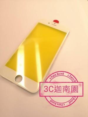【保固半年】Apple iphone 6S 螢幕 面板玻璃 純面板 玻璃 贈手工具 - 白色 (3.3折)