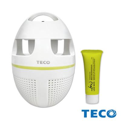 TECO東元 LED吸入式捕蚊燈(XYFYK5623) 贈羅崴詩誘蚊劑x1 (4.4折)