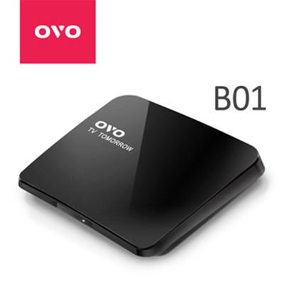 限量!【全新福利品】OVO 電視盒4K版 (OVO-B01) - 原廠保固 (8.4折)