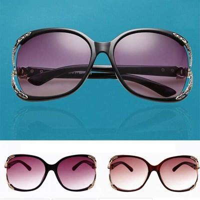 韓系潮款抗UV400偏光華貴COCO款太陽眼鏡 (4.9折)
