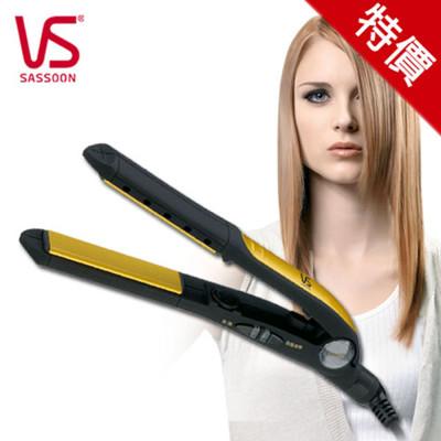 沙宣陶瓷溫控乾濕兩用直髮夾-VSCS27RW*【AF04024】 (7.6折)