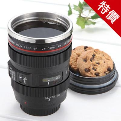 佳能單眼趣味KUSO單眼相機鏡頭杯仿canon Nikon鏡頭 5d4【AE02133】 (3.6折)