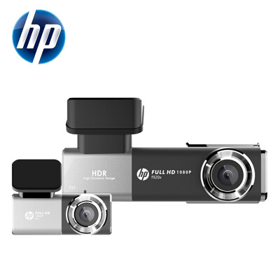 HP F920X【送64G】口紅機/WIFI/GPS測速提示/HDR/TS碼流/行車記錄器 (7.6折)