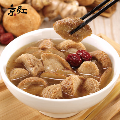 京紅 人氣養生麻油猴頭菇 (4.5折)