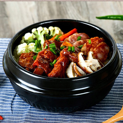韓式餐廳專用-韓國石鍋拌飯/泡菜鍋(F1053) (5.7折)