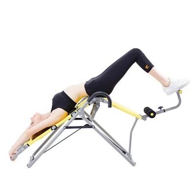 Afit 零重力塑腹舒脊倒立椅 (3折)