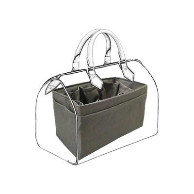 【名牌包收納包中包|適用LV Speedy 30專用包中包|織紋咖啡【歐必買ObuyNow】 (9.2折)