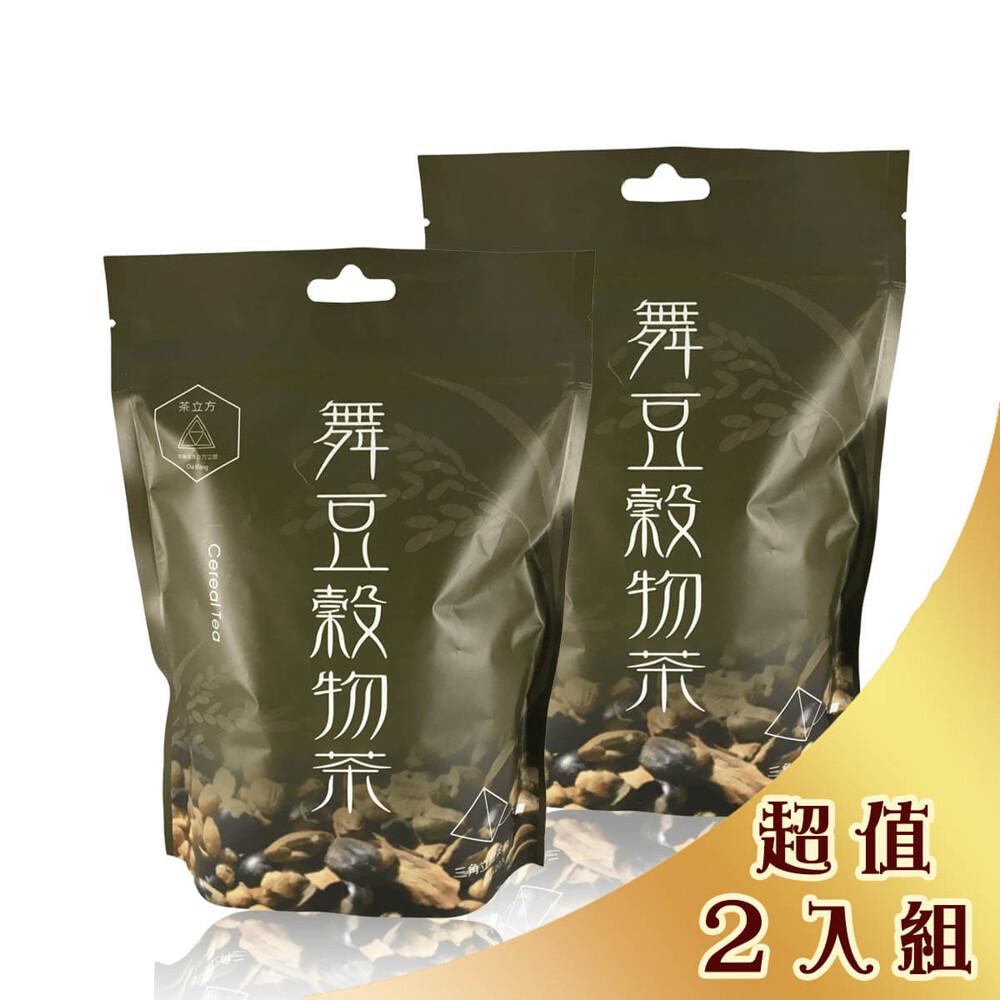 超值2件組六大健康穀物茶 三角立體茶包 (20入/袋)歐必買obuynow