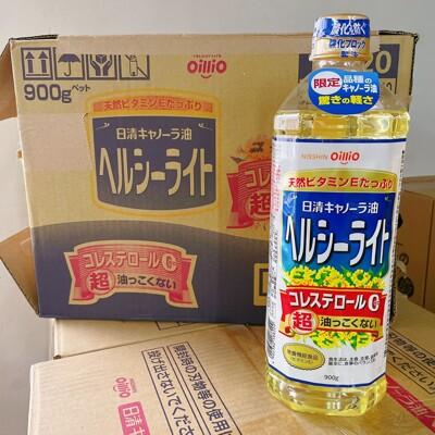 日本製 日清canola油(芥籽油)900g (5.6折)