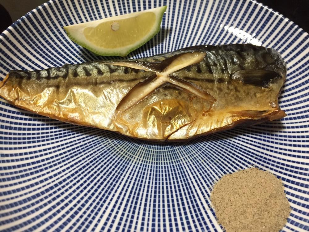 挪威 薄鹽鯖魚(210g)