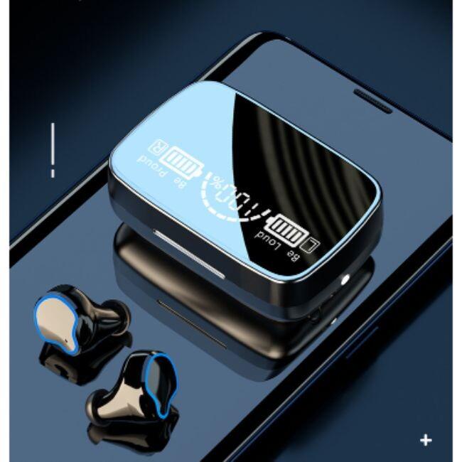 4you現貨 e03型 現貨快出最新升級觸控版無線藍芽耳機 led電量顯示 快速配對 超強