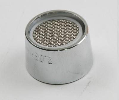 水龍頭省水片 起泡器,電鍍,適用出水口是外牙的水龍頭 (3折)