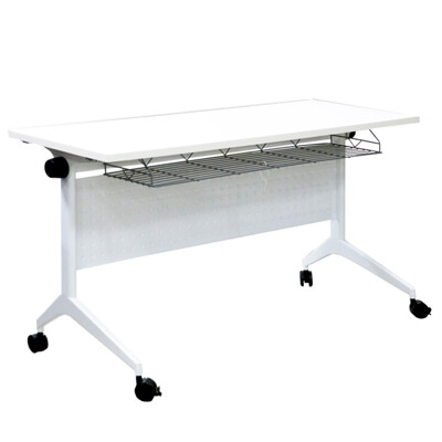 龍騰掀合式直角140x50會議桌/餐桌/工作桌 (6.8折)