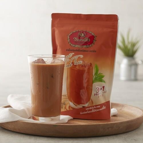 正宗泰國手標三合一泰式奶茶 (500g大包裝 泰奶 泰式奶茶 飲料 沖泡