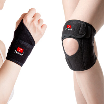 7Power醫療級專業護腕+護膝組合 (6.7折)