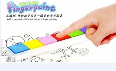 風靡歐洲~兒童手指畫 (4折)
