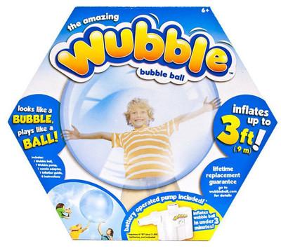 wubble bubble ball 充氣大泡泡彈力球玩具 (5.7折)