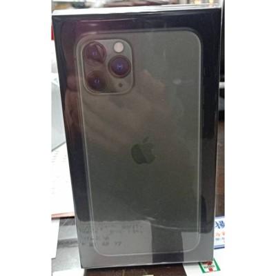 【免卡分期】【學生分期】apple 蘋果手機 iphone11 pro max 256G 全新商品 (7.6折)