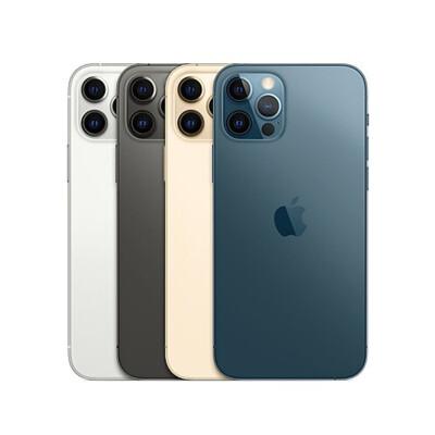 【0卡分期】Apple iPhone 12 PRO 128G 6.1吋智慧型手機 全新商品 (9.7折)